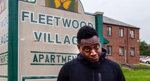 Comedian Rallo Boykins (Photo by Ja'Mon Jackson)