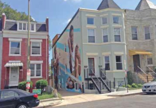 Only 48.8% of homeowners in the District of Columbia are African American. (WI file photo)
