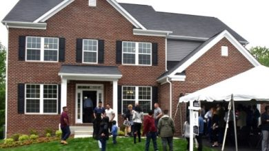 Photo of Prince George's Celebrates Student-Built House