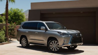 Photo of 2019 Lexus LX 570 Revives Body-on-Frame SUV