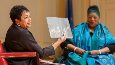 Photo of Library of Congress Acquires Items of Legendary Performer Jessye Norman