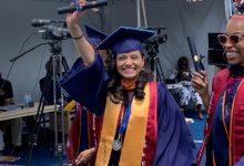 Photo of MSU Grads Celebrate Amid City Scandal