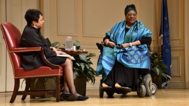 Photo of Jessye Norman Talks Humble Roots, Storied Career at LOC Event