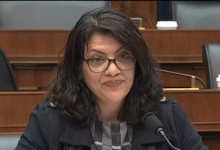 Photo of Rep. Rashida Tlaib: Republicans 'Twisting and Turning' My Words Into Anti-Semitism