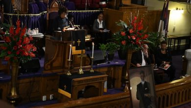 Photo of The Honorable Ronald V. Dellums, Advocate for Social Justice, Laid to Rest
