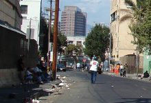 **FILE** Skid Row in Los Angeles (Wikimedia Commons)