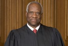 Photo of Clarence Thomas Tells His Story on TV for First Time