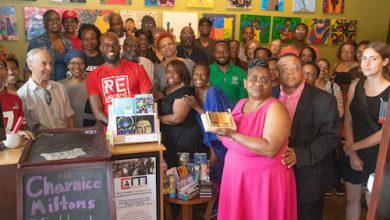 Photo of Community Bookstore Named for Slain Journalist Opens