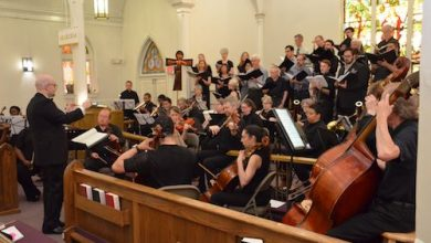 Photo of Lee Wants to Bring Classical Music to East End
