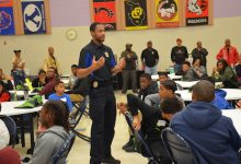 Photo of Prince George's Boys Participate in Overnight Program