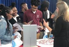Photo of D.C. EDUCATION BRIEFS: College Fair Success