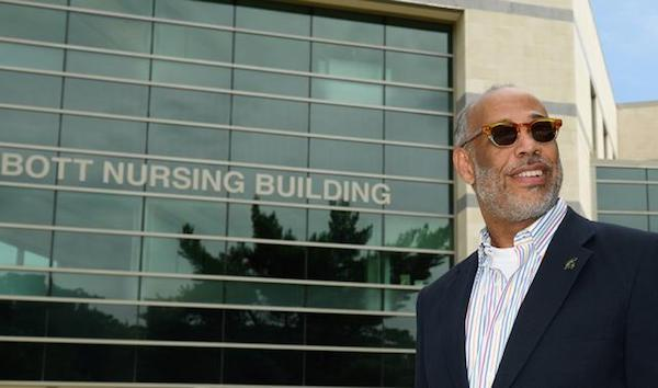 Randolph F.R. Rasch, the dean at the Michigan State University College of Nursing (Courtesy photo)