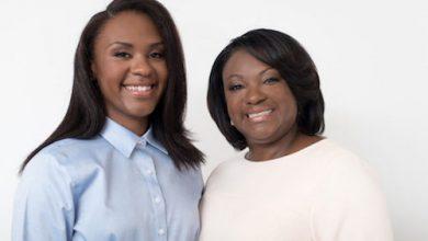 Mother-daughter team of Teresa Hodge (right) and Lauren Leonard (Courtesy photo)