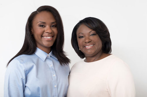 Mother-daughter team of Teresa Hodge (right) and Lauren Leonard (Courtesy photo)
