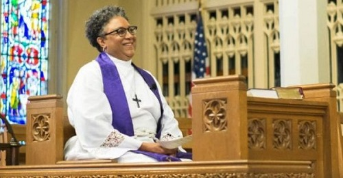 Bishop-elect Phoebe Roaf (Cindy McMillion via NNPA Newswire)