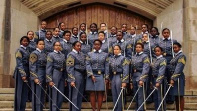 Photo of West Point Academy Graduates Largest-Ever Number of Black Women