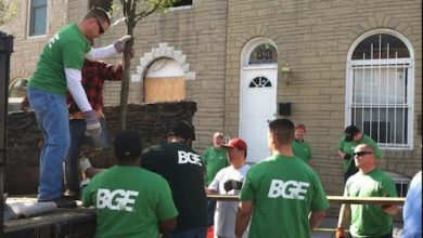 Photo of BGE Employees' Charitable Acts Set New Company Record