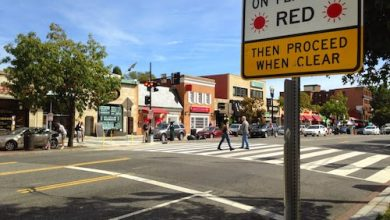 Photo of D.C. Council Floats Legislation for Pedestrian Safety