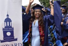 Photo of Howard's Newest Graduates Continue a Tradition of Excellence