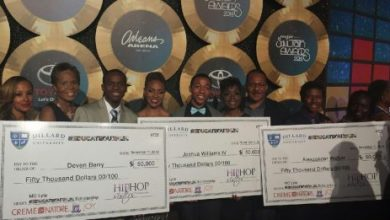 Photo of MC Lyte Making Dreams a Reality for African-American Scholars