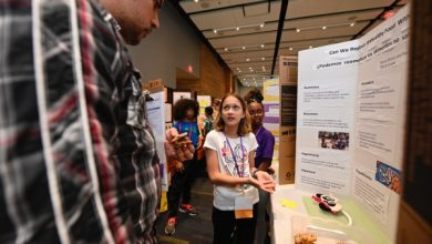 Photo of D.C. EDUCATION BRIEFS: STEM Fair Winners