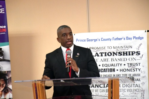 Mel Franklin is an at-large member of the Prince George's County Council. (WI file photo)