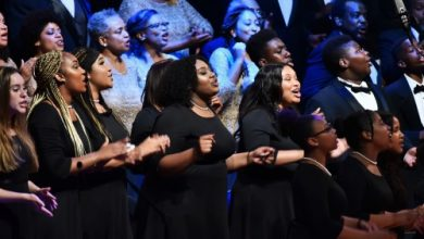 Photo of Gospel Choirs Achieve 'Level Next' in Season Finale Concert