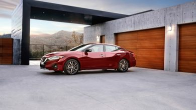 Photo of 2019 Nissan Maxima's Sporty Feel Belies Family-Sedan Intent