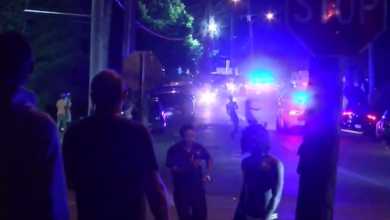 Photo of Chaos Erupts in Memphis after Police Shoot Black Man