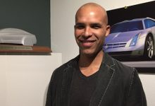 Photo of Car Designer Andre Hudson Gives Peek at 'Tomorrow's' Self-Driving Vehicles