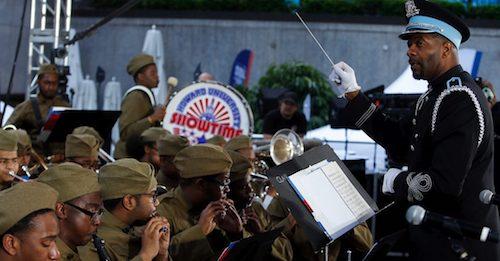 WWI 369 Infantry Regimental Band (Courtesy of NNPA Newswire)