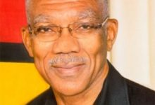 Photo of Guyana President Confident of Reelection