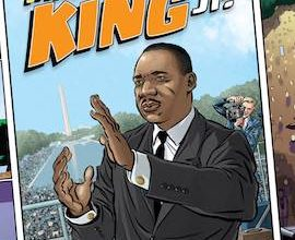 Photo of BOOK REVIEW: 'Martin Luther King Jr.: Voice for Equality!' by James Buckley Jr. and YouNeek Studios