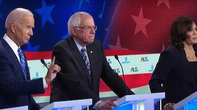 Photo of Kamala Harris Confronts Biden Over Civil Rights Record During Democratic Debate