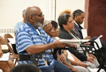 Photo of Ward Forum Highlights Need for Senior Activism