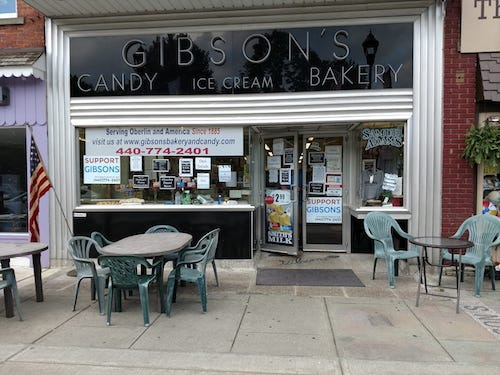 Gibson's Food Mart & Bakery in Oberlin, Ohio (Courtesy of Gibson's Food Mart & Bakery via Facebook)
