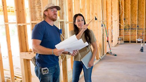"Chip and Joanna Gaines make home remodeling and home design look easy on their syndicated HGTV show ""Fixer Upper."" (Courtesy photo)"