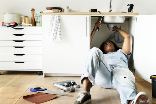 "African-American millennials are opting to take on homeownership and renovations as more move out of the rental market and into ""starter homes."" (Courtesy photo)"