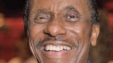 Photo of Willie Ford, Co-Founder of the Dramatics, Dead at 68