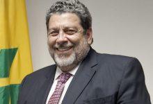 St. Vincent and the Grenadines Prime Minister Ralph Gonsalves