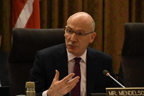 D.C. Council Chairman Phil Mendelson (WI photo)