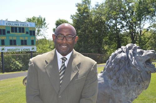 Brian Ellerbe (Courtesy of Archbishop Carroll High School)