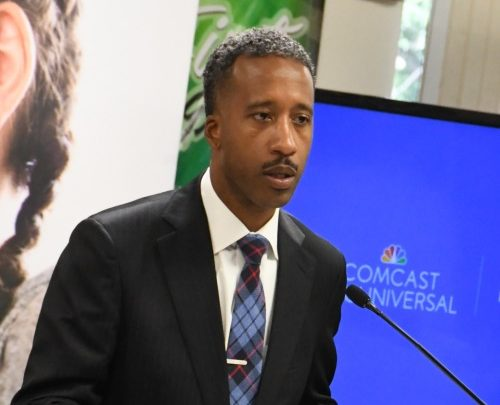 Ward 5 Councilman Kenyan McDuffie (WI file photo)