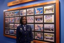 Photo of Coast Guard Officer Honored by Whistleblowers Center