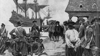 Photo of Virginia to Commemorate Landing of Enslaved Africans