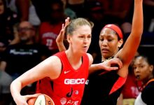 Photo of Mystics Blow Big Early Lead to Aces, Drop 3rd Straight