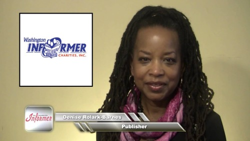 Denise Rolark Barnes (Courtesy of Washington Informer Charities)