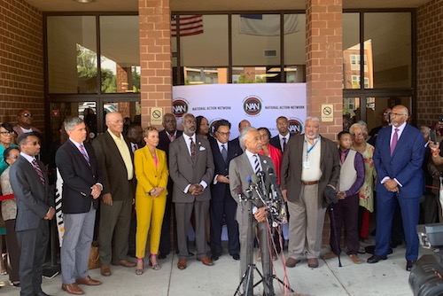 Photo of Pastors Defend Cummings, Baltimore from Trump Attacks
