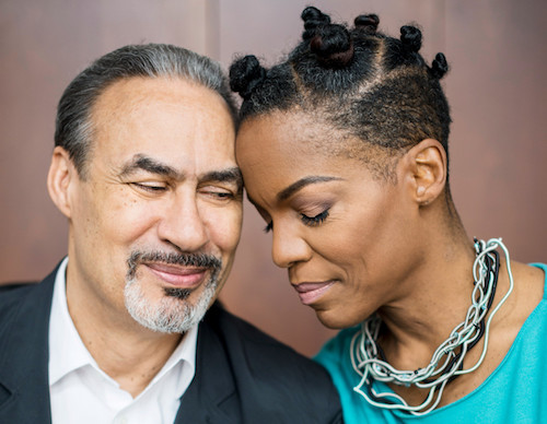 Renowned architect Phil Freelon and his wife, jazz singer Nneena Freelon (Courtesy of North Star Church for the Arts)