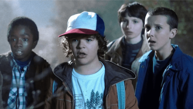 Photo of 'Stranger Things' Series Sets Viewing Record